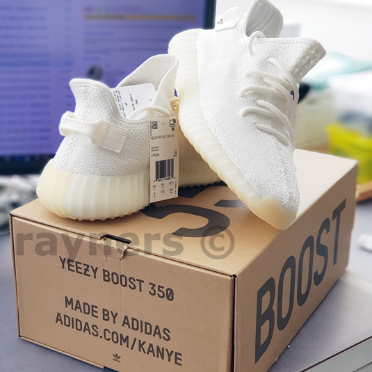 Details about Genuine Adidas Yeezy Boost 350 V2 Triple White UK 8.5 EUR 42</p>                     </div> 		  <!--bof Product URL --> 										<!--eof Product URL --> 					<!--bof Quantity Discounts table --> 											<!--eof Quantity Discounts table --> 				</div> 				                       			</dd> 						<dt class=
